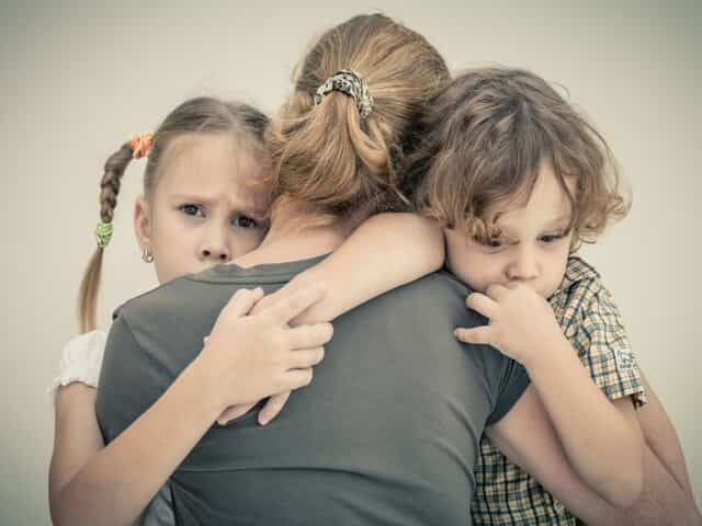 Children Dealing With Abuse