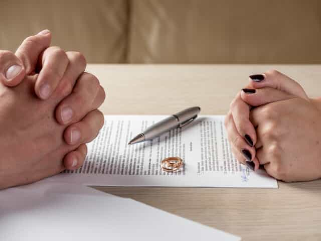 Contested Divorce Vs Uncontested Divorce